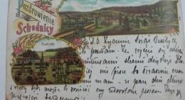 Східниця стара поштівка
