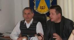 Микола Поглод і Олег Шайноха