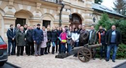 делегація з Дрогобича в Красічині