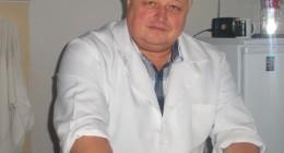 Заслужений лікар України Стефан Мудрий