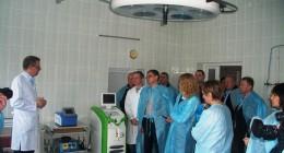 У Трускавці відкрито центр малоінвазивної хірургії та урології