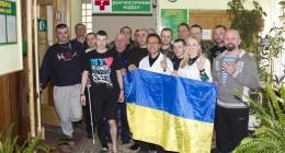 Воїни АТО проходять реабілітацію в Трускавці