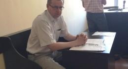 Андрій Кульчинський у суді