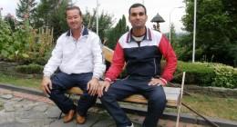 Гости из Туркмении: «Нигде кроме «Карпат» не хотим отдыхать!»