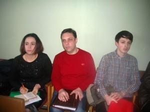 Іванна Дідошак, Юрій Фабіровський