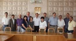 У Бориславі розпочались обговорення щодо об'єднання територіальних громад