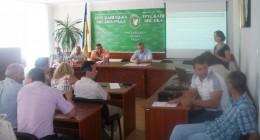 обговорення адмінреформи в липні 2017 р. Трускавець