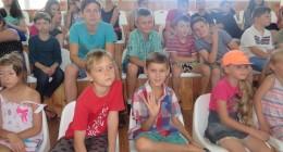 139Діти із прифронтової зони Донбасу відновлювали свій психологічний стан у Трускавці