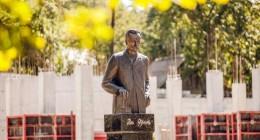 Відкриття пам`ятника Франку у Трускавці