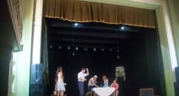 вистава театру у Бориславі