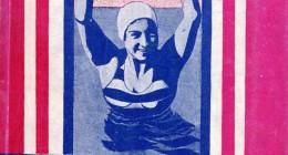 Okładka broszury: Truskawiec-Zdrój. Ilustrowany przewodnik po zdrojowisku i okolicy z mapami oraz wykresem, 1933 (źródło: domena publiczna).