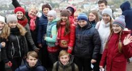 Діти з Авдіївки й Станиці Луганської взяли участь в таборі «Україна єдина»