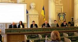 На Львівщині фахівці обговорювали досвід об'єднання територіальних громад