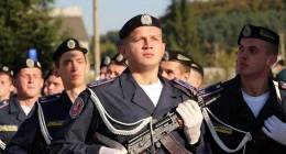 Курсанти заприсягнули служити чесно і захищати український народ