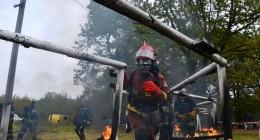 На змаганнях рятувальників трускавчани здобули бронзу