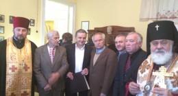 У Києві відкрили музей-квартиру родини Франків