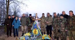 На українському кладовищі у Польщі перепоховали останки жертв комунізму