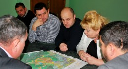 Виділення земельних ділянок для учасників АТО з Трускавця обговорювалося в Дрогобицькій РДА