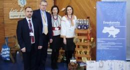 Візит делегації з Трускавця на X міжнародний Форум «Україна – Європа»