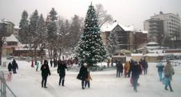 зима у Трускавці