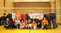 Регіональний турнір з волейболу у Дрогобичі відвідав гравець збірної України