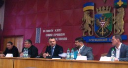 Голова Дрогобицької РДА прозвітував за 2016 рік