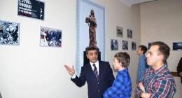В городе Трускавец прошла выставка, посвященная 25-ой годовщине Ходжалинского геноцида