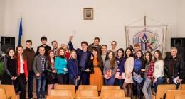У Дрогобичі стартував турнір національних дебатів серед студентської молоді
