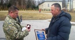 Військові подякували активістам Трускавця за допомогу