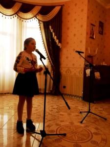 Звіт про проведення ІІ Міського дитячо-юнацького фестивалю-конкурсу духовної пісні та поезії «Радуйся Маріє!», присвяченого святу Благовіщення Пресвятої Богородиці