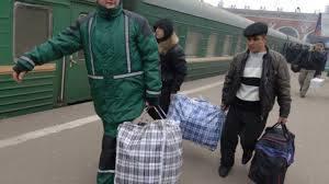 Чемодан, вокзал, Росія…