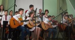 Концерт з нагоди 30-річчя педагогічної діяльності Лесі Баб`як і Лесі Кісь