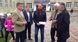 Денис Силантьєв у Трускавці та Дрогобичі