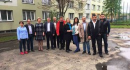 Візит трускавецької делегації до Сянока