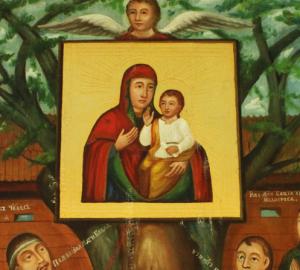 ікона Матері Божої Грушівської