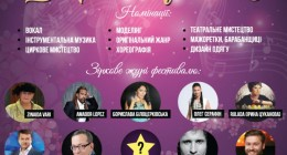 Запрошуємо до участі в Міжнародному фестивалі «Empire of ats»