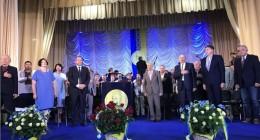 У Дрогобичі урочисто вручили Міжнародну премію Івана Франка