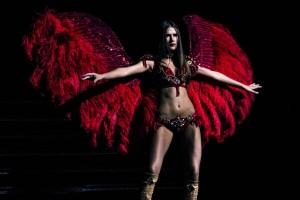 Ангели у Трускавці: цирк «Кобзов» вразить містян новим шоу