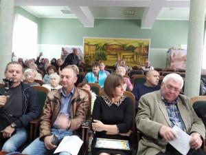 Новим головою «Ради Старійшин» став Лев Грицак