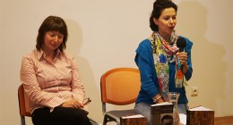 Natalia Rymska i Oleksandra Iwaniuk