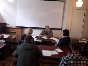 Реабілітація воїнів АТО з посттравматичним стресовим розладом