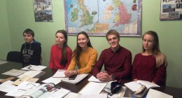 вихованці Школи іноземних мов