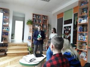 У Трускавці говорили про долю кримських татар