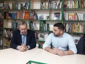Зустріч з Русланом Роховим