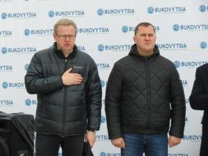 Відкриття нового зимового сезону на гірськолижному комплексі «Буковиця»