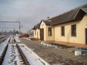 Стебник. вокзал