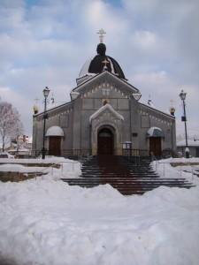церква св. Миколая