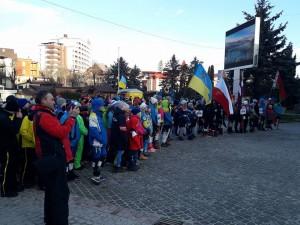 На Буковиці стартували міжнародні дитячі змагання з лижного спорту