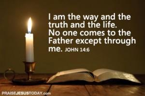 Я Путь, Істина і Життя