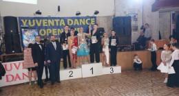 «YUVENTA DANCE» зібрали у Трускавці більше  тисячі танцюристів